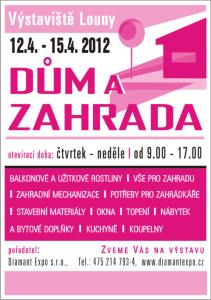 Приглашаем посетить нашего партнёра в Чехии TermoSol на выставке Dum a Zahrada 12.04.2012 - 15.04.2012 г. Лауни, Чехия