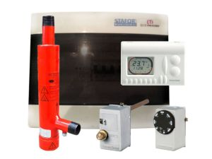 Ion heating boiler STAFOR 5-10kW complete set