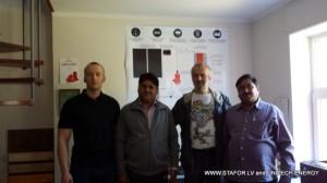 Рады сообщить о новом партнёре в распространении ионных котлов STAFOR в Индии