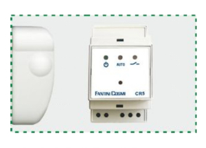 Wireless block for week programmer (C55)