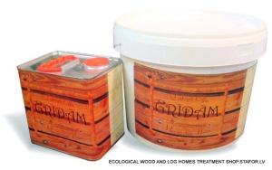 Натуральное масло для деревянного ПОЛА