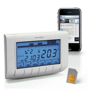 GSM thermostat - programmer for ion boiler