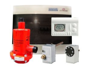 Ion heating boiler STAFOR 6-9kW complete set