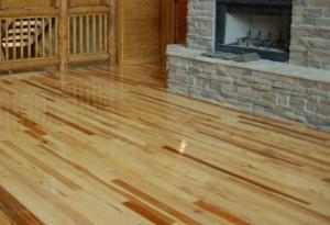 Protective WAX for wood for floors