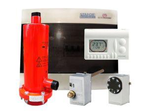 Комплект ионного котла STAFOR 10-20kW для отопления