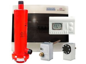 Ion boiler STAFOR 20-30kW set