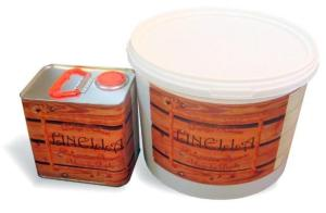 Natural linseed oil for wood