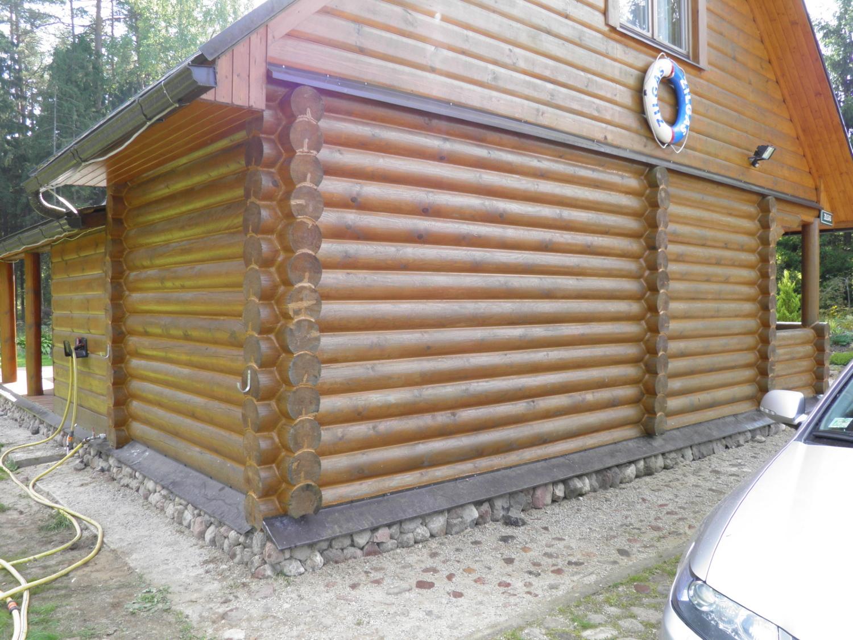 Sealant for log houses GULBUVE oregoni