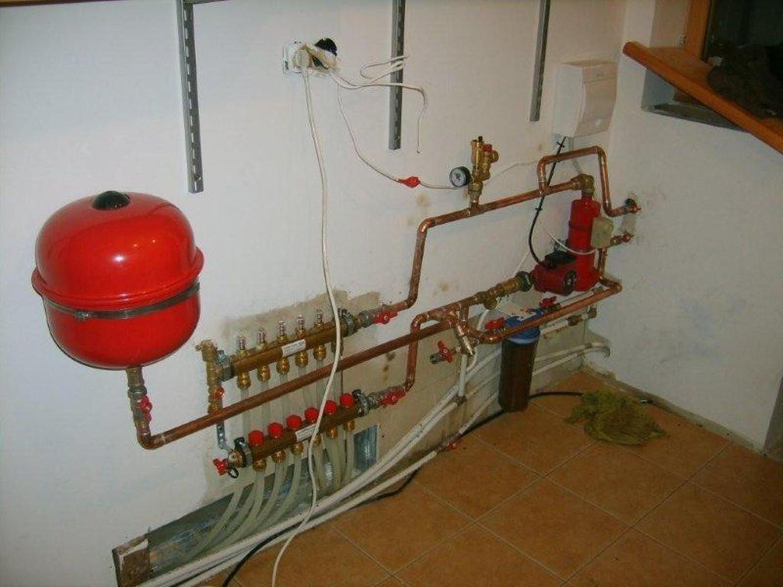 Как сделать самому электродный котёл отопления