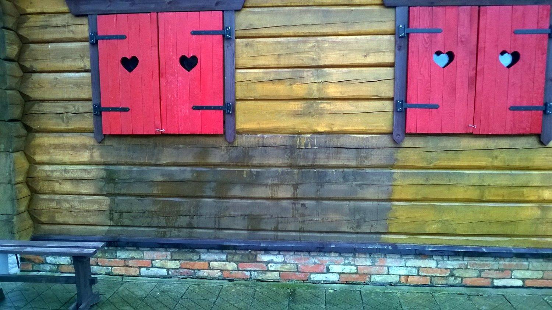 Wood cleaner STAFOR WHITE