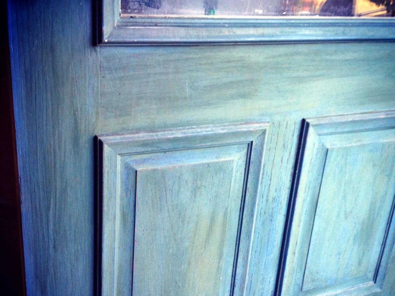 Linų sėmenų dažai NATURA šviesiai mėlynas