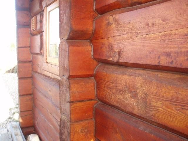 Linseed paint - stain NATURA brown