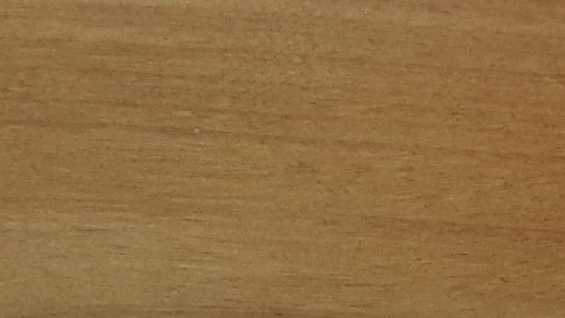 Отбеленная термодоска обработанная NATURA светлый орех