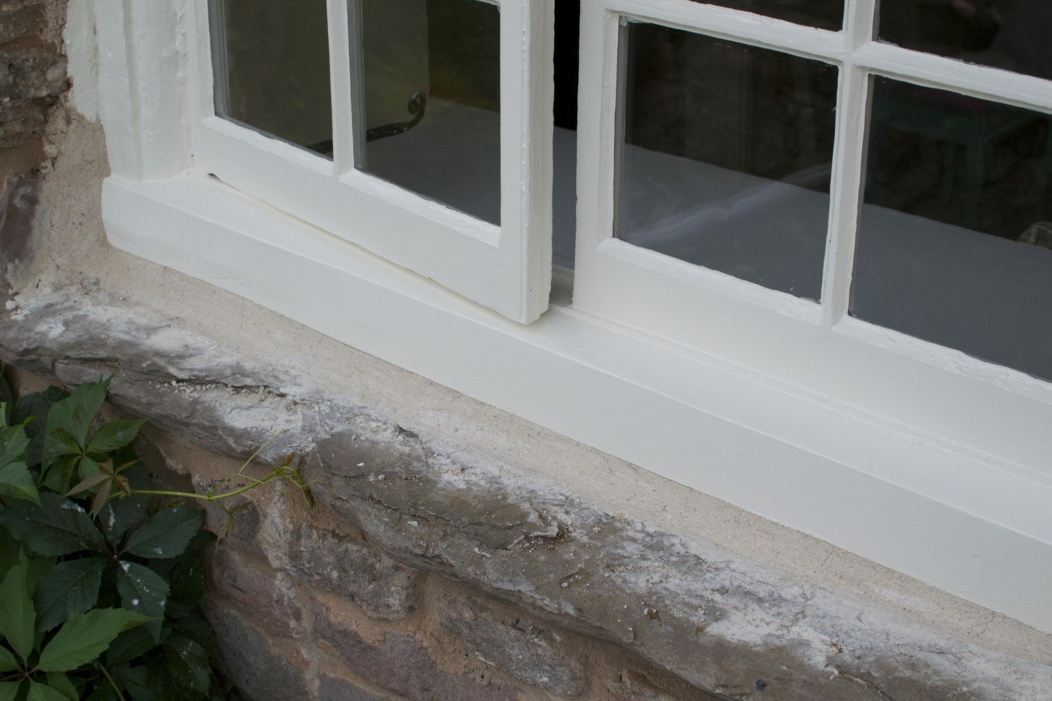 Covering linseed oil paint KLASIKA white