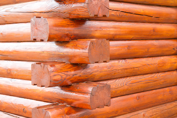 Sealant for log houses GULBUVE mahagoni