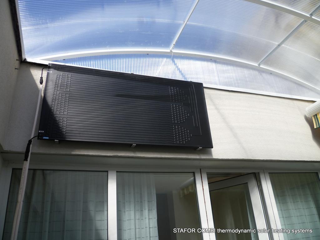 Thermodynamic system STAFOR COMBI