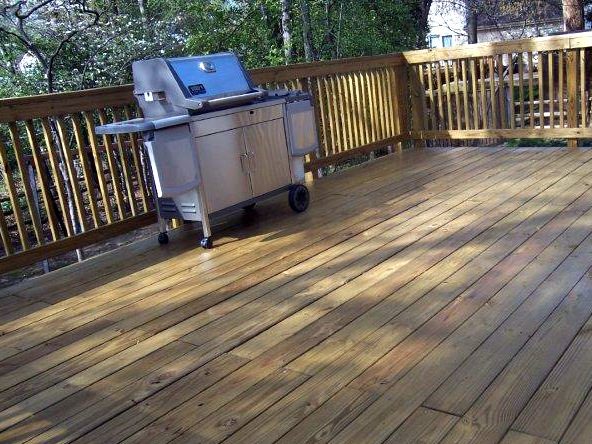 Natural oil for FLOORS outdoors for terrace protection