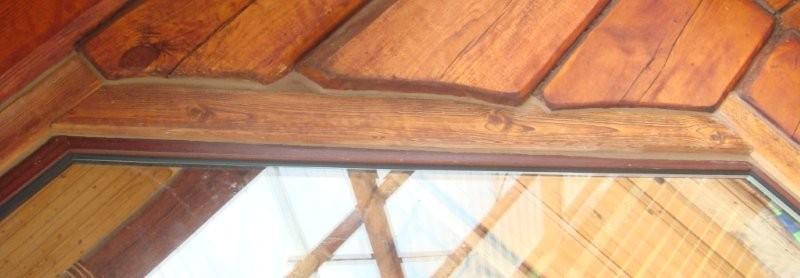 Sealant for log houses GULBUVE walnut