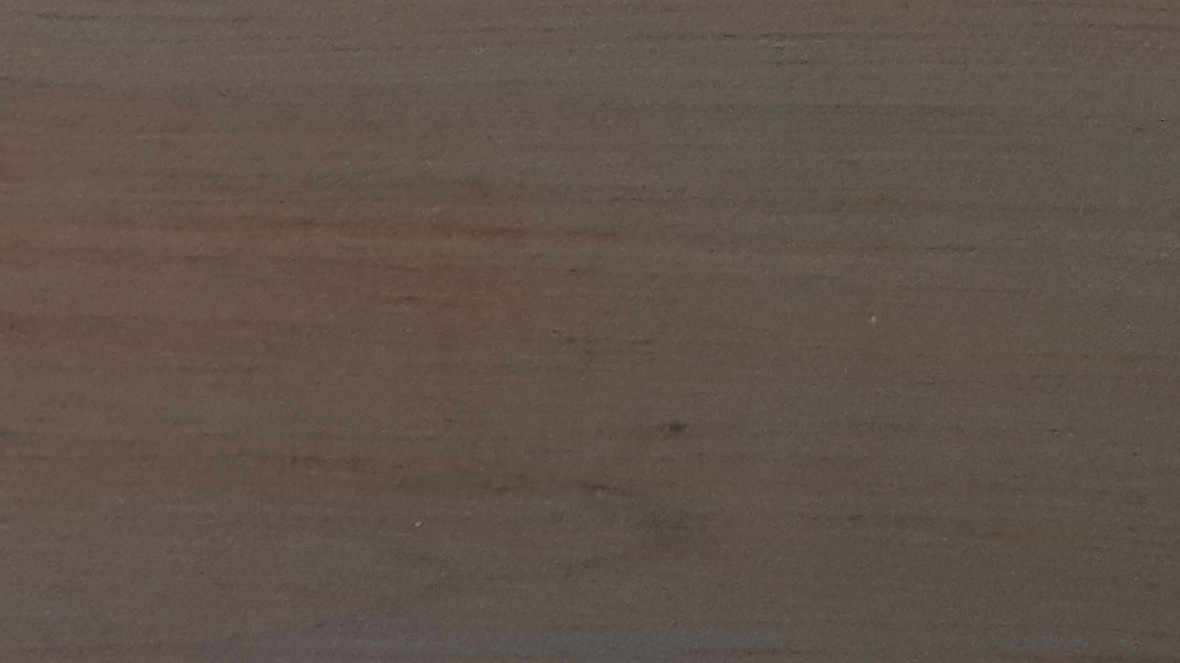 Термодоска обработанная серебристо серой NATURA в два слоя