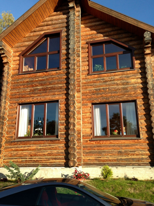 Sealant for log houses GULBUVE pine