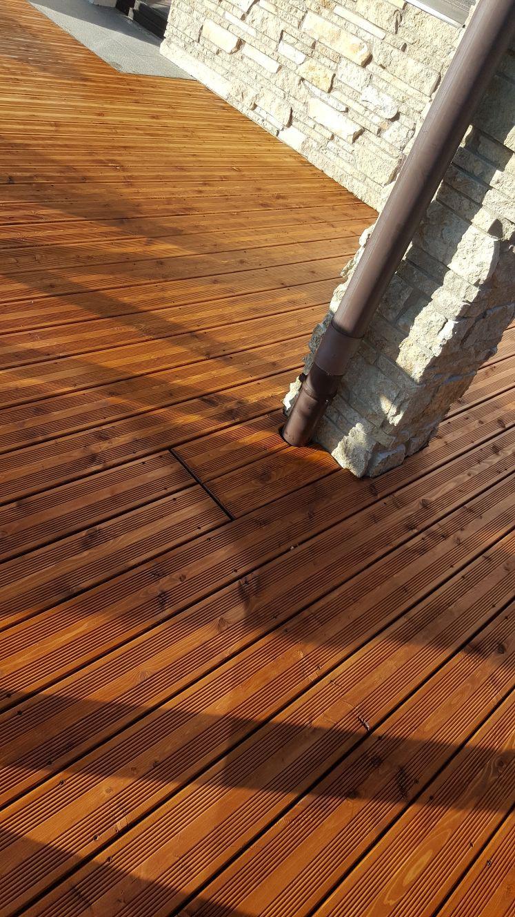 Linseed paint - stain NATURA light walnut