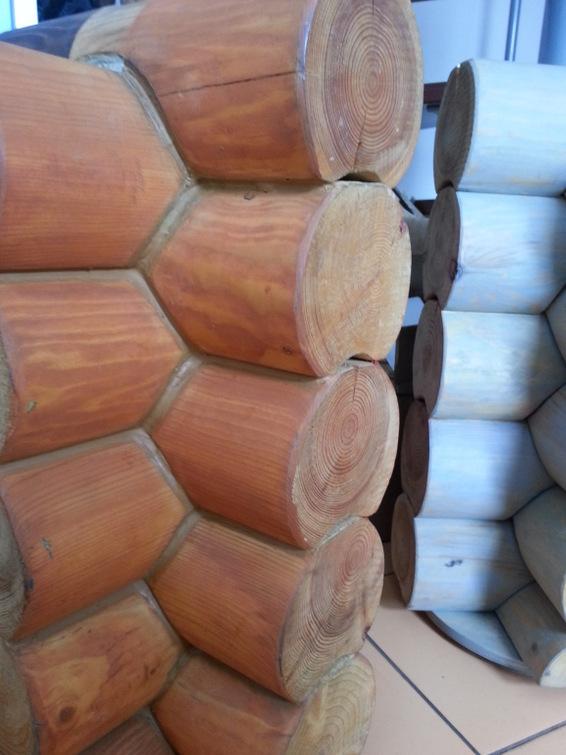 Linų sėmenų dažai NATURA oregonas