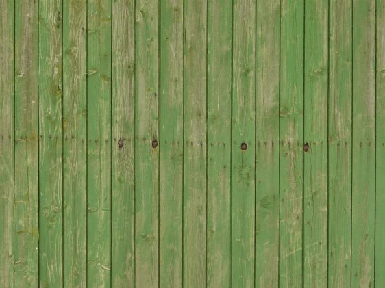 Linseed paint - stain NATURA green