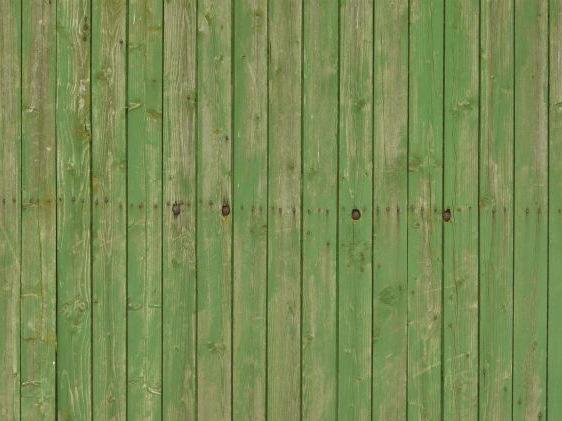 Краска на льняном масле NATURA зелёная