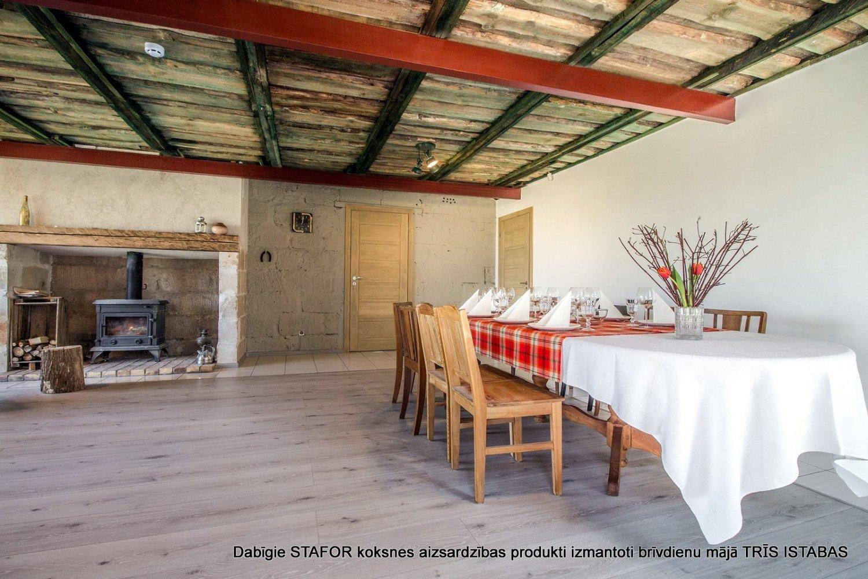 Экологичные средства защиты древесины  STAFOR