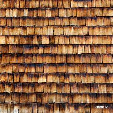 Dark TAR oil for wood roof tile long life time
