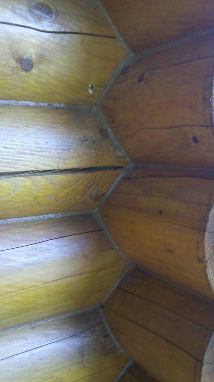 Герметик для срубов GULBUVE (СРУБ) коричневый