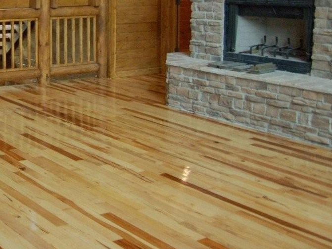 Natural oil for FLOORS with WAX