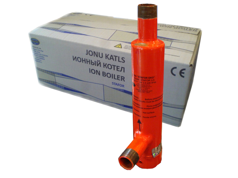 Ion heating boiler STAFOR 3-5