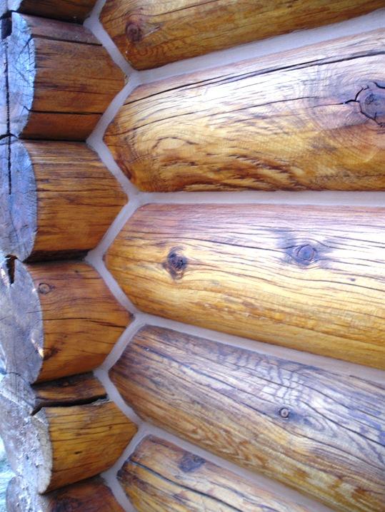 Sealant for log houses GULBUVE mahagoni