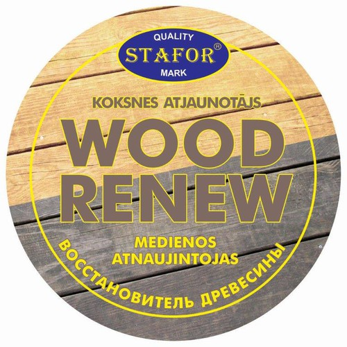 Rer Wood Renew With Bleaching Effect